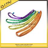 Ceinture de sécurité de polyester pour une élingue de levage /l'élingue ronde (SNDH)