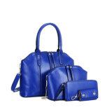 Neue 4PCS Dame-Handtaschen eingestellter Fonds-Kartenhalter der Dame-Handbags Women Bags 4in1 (WLD0703)