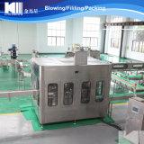 Impianto di imbottigliamento automatico pieno dell'acqua della bevanda