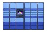 Supermarché et casier de stockage électronique intelligent de livraison