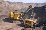 50-70 Vrachtwagen van de Stortplaats van de Mijnbouw van de Fabriek van de ton de Grote
