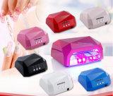 Diomand 36Вт Светодиодные лампы Лампа УФ лак для ногтей для ногтей гелем лечебных