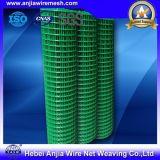 La protection de fil soudé en acier recouvert de PVC maille d'approvisionnement en usine
