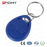 125kHzは高品質チップとのABS RFIDスマートなKeyfobを防水する