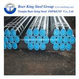 Pipe en acier pipe A53/A106 et GB8162 en acier sans joint d'ASTM