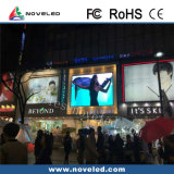 옥외 광고를 위한 P8 LED 영상 벽
