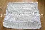 Cubierta impermeable del protector del colchón del pesebre del bebé de la venta al por mayor de bambú suave estupenda de la tela