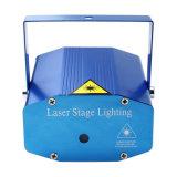 luz laser de la etapa de la decoración de la Navidad de DJ del disco 100-240V