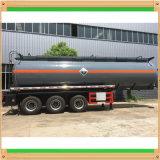 Трейлер нагрузки аммиачной воды корозии Axles Fuwa свободно Semi