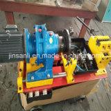 Машинное оборудование резьбы Jsl технологического оборудования Rebar