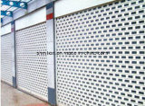 Двери в коммерческих целях, магазин двери (SLLP-77)