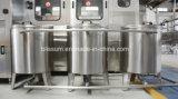 Terminar la planta/el equipo/el sistema de relleno del tarro de cinco galones