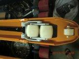 Precio del carro de paleta de la mano de la pompa hydráulica de 2.5 toneladas