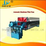 Imprensa de filtro manual da câmara de Jack para o tratamento de água de esgoto