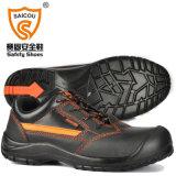 Heißer Verkauf und haltbare Steele Sicherheits-Schuhe mit stoßfestem
