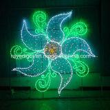 Navidad luces LED al aire libre Combinación de iluminación decorativa para Centro Comercial