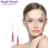 Zahn-Aufzug Pdo MesoThreds der Haut-Sorgfalt-Produkt-3D Augenbraue