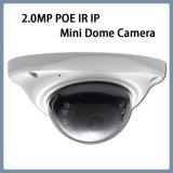 2.0MP IR IPの小型ドームネットワークCCTVのカメラの製造者の保安用カメラ