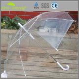 Qualität Poe 23inch x 8K transparenter Regenschirm