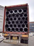 Tubo de dragado de HDPE de 18 pulg.