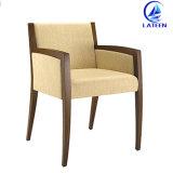 Высокое качество в современном стиле металлическая мебель диван обеденный стул