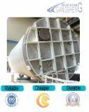 Réservoirs de stockage en acier verticaux de fond plat