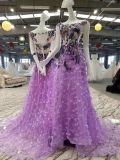 Robe de soirée de mariage de caractéristique d'Aoliweiya