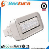 80W proyector LED de color blanco con UL