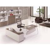 Bureau exécutif de bureau de Melanine de meubles de bureau de bossage économique moderne de gestionnaire