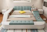Base funzionale moderna di memoria del tessuto della camera da letto