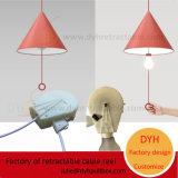 Einziehbare Energien-Kabel-Bandspule-elektrischer Strom-Draht-Rolle