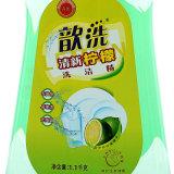 皿の洗浄液体洗剤OEM&ODMの工場1.1kgレモンにおい