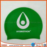 快適な印刷の100%年のシリコーンの水泳帽
