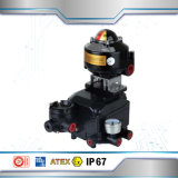 Posicionador neumático de la marca de fábrica de Fct electro