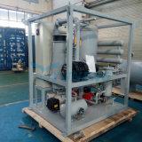Apparatuur van de Reiniging van de Olie van de Transformator van het Stadium van de Reeks van Zja de Dubbele Hoge Vacuüm (Mobiel Type)