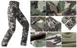 Blätter Camo Esdy taktische Militärhose imprägniert Haifischhaut-Kampf-Hosen