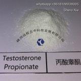 99% Steroid Puder-Testosteron-Propionat CAS: 57-85-2 für Muskeln Gainning