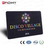 Impresión a color de la tarjeta RFID para la gestión de membresía