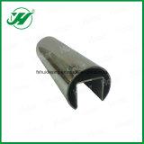 Tubo del corrimano della balaustra dell'acciaio inossidabile 304