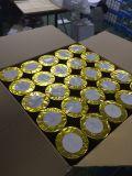 Papel termal de caja registradora del fabricante de papel 80*80m m