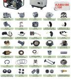 5kw 6kwのディーゼル機関の発電機のためのフライホイールギヤ