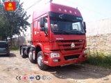판매를 위한 Sinotruk HOWO 6X2 트럭 트랙터