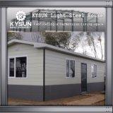 A instalação rápida casa modular personalizada para a casa de campo