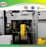 Botella de plástico de la máquina de moldeo por soplado automática/químico que hace la máquina de soplado de tambor