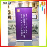 L'impression numérique personnalisé bannière Rollup Stand en aluminium