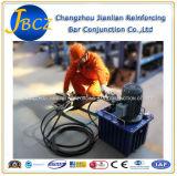 鋼鉄Rebarは冷たい放出によって鍛造される押されたカプラーを接続する