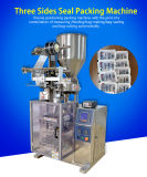 Máquina de embalagem inoxidável de Froming do saco do grânulo para o saquinho do alimento