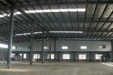 Alto magazzino facile complicato/gruppo di lavoro/capannone della struttura d'acciaio di configurazione di Qualtity