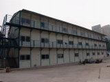 Camera prefabbricata poco costosa della struttura d'acciaio fatta in Cina