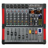 DJの可聴周波ミキサーはとのカラオケのための騒音機能を減らす